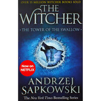The Witcher The Tower of the Swallow: Book 4