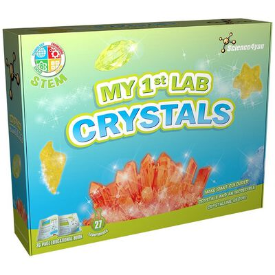 Science 4 You - Crystal Factory image number 1