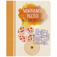 Colour Cloud Mindfulness Puzzles