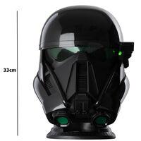 Giant Star Wars Death Trooper Helmet Bluetooth Wireless Speaker