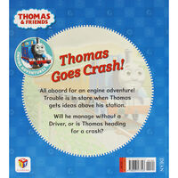 Thomas & Friends: Thomas Goes Crash!