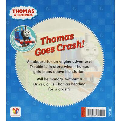 Thomas & Friends: Thomas Goes Crash! image number 2