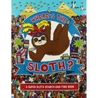 Where's the Sloth? image number 1