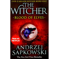 The Witcher Blood of Elves: Book 1