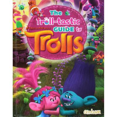 Trolls: Troll-tastic Guide Book image number 1