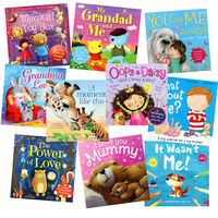 Friends And Family Fun: 10 Kids Picture Books Bundle