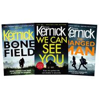Simon Kernick Fiction 3 Book Bundle