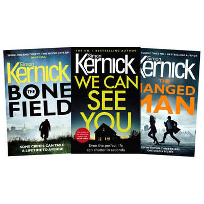 Simon Kernick Fiction 3 Book Bundle image number 1