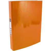 Bright Orange A4 Ring Binder File
