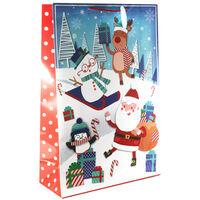 Giant Sized Christmas Gift Bag - Assorted