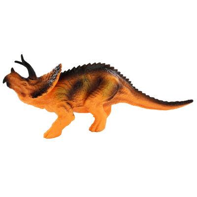 9 Inch Triceratops Dinosaur Figurine image number 2