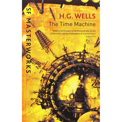 The Time Machine image number 1