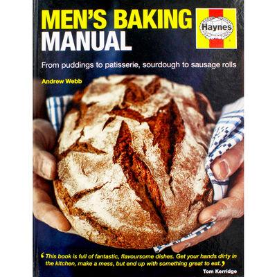 Haynes Mens Baking Manual image number 1