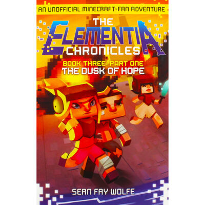 The Elementia Chronicles Minecraft Adventure: The Dusk of Hope image number 1