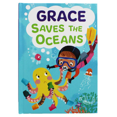 Grace Saves The Oceans image number 1