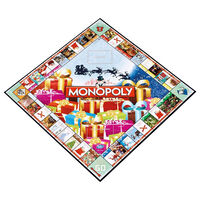 Monopoly Christmas Edition Limited Edition Board Game