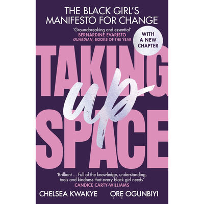 Taking Up Space: The Black Girl's Manifesto for Change image number 1