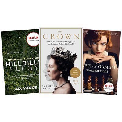 The Netflix Favourites 3 Book Bundle image number 1