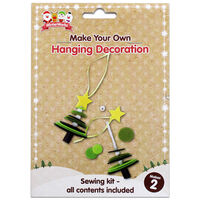 Make Your Own Hanging Decoration – Pack of 2