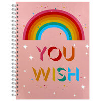 A4 You Wish Notebook