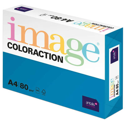 A4 Deep Blue Stockholm Image Coloraction Copy Paper: 500 Sheets image number 1