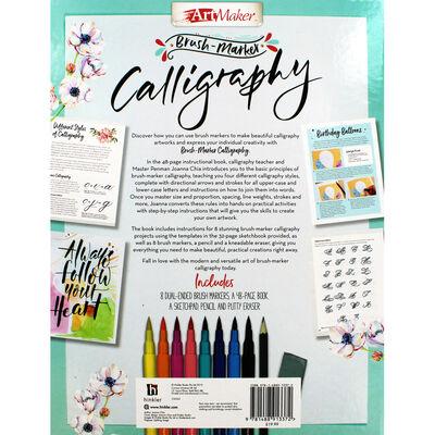 Brush-Marker Calligraphy image number 4