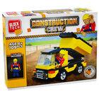 Block Tech Construction Crew Playset image number 1