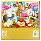 Funny Kittens 1000 Piece Jigsaw Puzzle image number 4