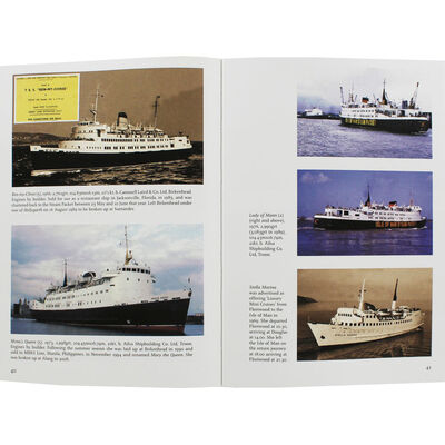 The Isle of Man Steam Packet Through Time image number 2