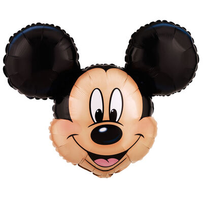 27 Inch Mickey Mouse Super Shape Helium Balloon image number 1