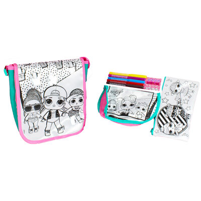 LOL Surprise Colour Your Own Bag Collection - 3 Bags image number 3