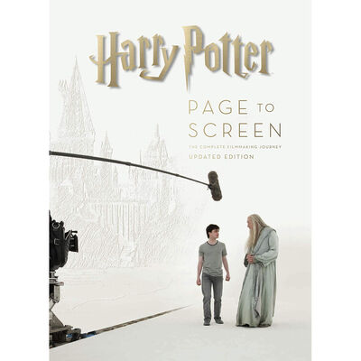 Harry Potter: Page to Screen image number 1