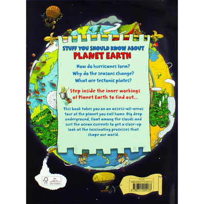 Stuff You Should Know About Planet Earth image number 3