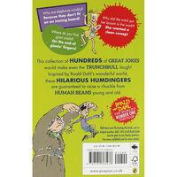 The Roald Dahl Whizzpopping Joke Book