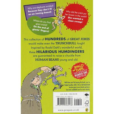 The Roald Dahl Whizzpopping Joke Book image number 2