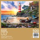 Sunset Light 500 Piece Jigsaw Puzzle image number 3
