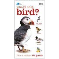 RSPB What's that Bird?