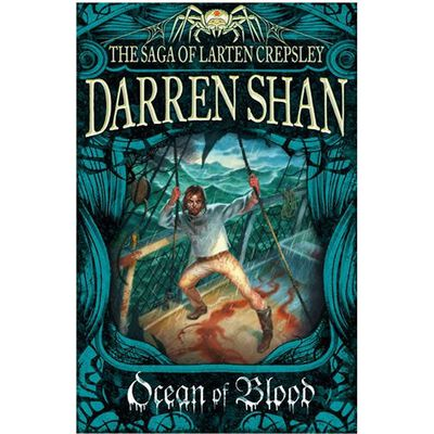 The Saga of Larten Crepsley: 4 Book Collection image number 4