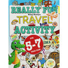 Really Fun Travel Activity Book: For 5-7 Years image number 1