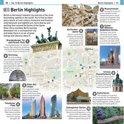 DK Eyewitness Top 10: Berlin image number 2