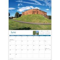 Chester 2020 A4 Wall Calendar