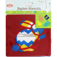 Easter Stencils - 3 Pack