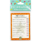 Baby Shower Mum or Dad Card Game - 12 pack image number 1