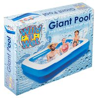 Giant Rectangular Pool