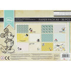 Disney Mickey Mouse A5 Paper Pack image number 1