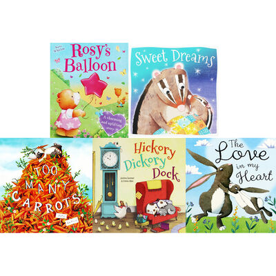 Sweet Dreams - 10 Kids Picture Books Bundle image number 3