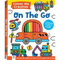 Colour Me Create: On The Go