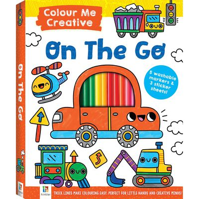 Colour Me Create: On The Go image number 1