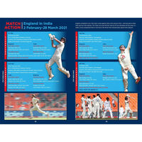 The Official England Cricket Annual 2022