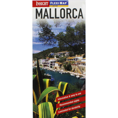 Insight Flexi Map: Mallorca image number 1